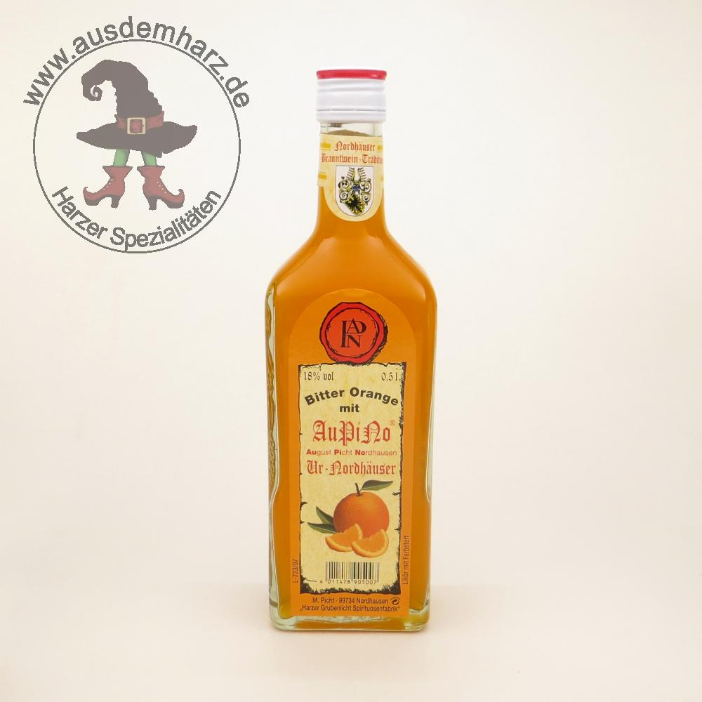 Bitter Orange mit AuPiNo Korn 0,5l